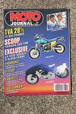MOTO JOURNAL 810 YAMAHA 1200 Vmax 250 TDR Mint Yamy Fantic SUZUKI VS 1400 87