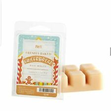 Pier 1 Imports Wax Melts Freshly Baked Gingerbread Scent Candle Crafts New