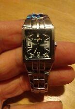 Vintage Ellesse Deportivo Todos Inoxidable Reloj Mujer ,Atletismo con New Pila H