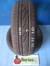 pneumatici usati 195/55 r15 continental premium contact 195 55 15 -E459 * -E460