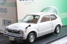 EBBRO 43297 1:43 SCALE 1973 HONDA CIVIC GL 3-DOOR HATCHBACK DIE CAST MODEL CAR