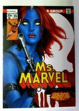 Marvel Masterpieces Upper Deck JOE JUSKO WHAT IF BASE #56 MYSTIQUE 603/999