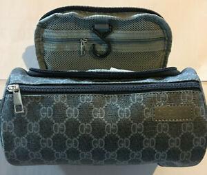 Carlog Toiletry Kit Organizer Pocket trip Travel Bag Cosmetic Carry Case Grey Q1