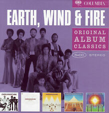 Original Album Classics - Earth, Wind & Fire (5 CD-Box) 2008