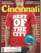 Cincinnati Magazine December 2008 110 Best of the City/John Riggi's Journey