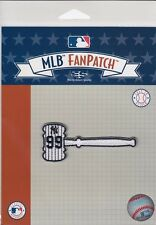 Aaron Judge New York Yankees #99 NY Gavel MLB Licensed Collector Fan Patch
