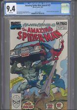 AMAZING SPIDER-MAN Annual #23 CGC 9.4 1989 Marvel She-Hulk App