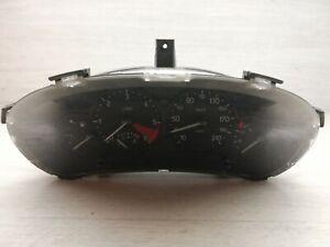 A297 Peugeot 206 2002 Diesel Speedometer (instrument cluster) / 9648836980