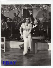 Judy Garland Mickey Rooney Photo from Original Negative Words And Music