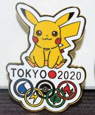 Pin publicitario de Río Japón 2016