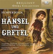 """HUMPERDINCK: H""""NSEL UND GRETEL NEW CD"""