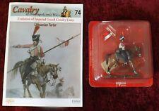 Del Prado Cavalry of the Napoleonic Wars No 74 Lithuanian Tartar Imperial Guard.