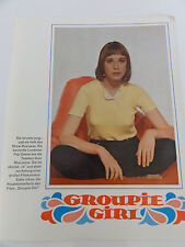 Aushangfoto GROUPIE GIRL Erotik Esme Johns