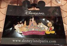 PIN Disneyland Paris PARKLAND OE