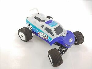 Losi Mini-T 2.0 1/18 2wd Stadium Truck Roller Rolling Chassis Used