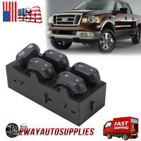 Master Power Window Switch Driver Side Left For Ford F-150 Truck Mercury LINCOLN