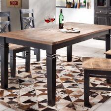 TAVOLO SHABBY CHIC NOIR PROVENZALE COUNTRY VINTAGE INDUSTRIAL Tavoli legno