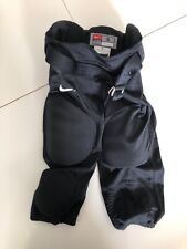 Mens Nike Pro Combat Padded Football Girdle Shorts Size Small Blue Compression