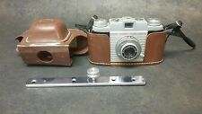 Vintage Kodak Pony 135 35mm Film Camera With Case