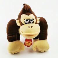~ Rare ~ Nintendo ~ Donkey Kong ~ DK ~ Soft Plush ~ 2008 ~ Gosh International ~