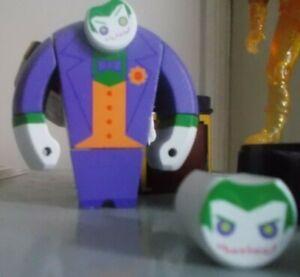 Wooden Joker Figurine Zavvi exclusive