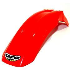 UFO PARTE DELANTERA Del Guardabarros Rojo Honda Cr 85 03-08