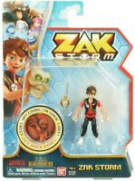 Zak Storm Figure with Coin
