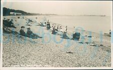 More details for inter war south wales borderers soldiers on beach stones bay