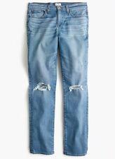 NWT J Crew Slim Boyfriend Jeans in Trafford Wash Size 32