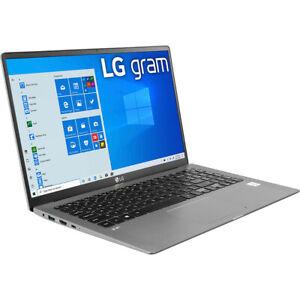 "LG gram 15.6"" Intel i7-1065G7 8GB/256GB SSD Touch Laptop 15Z90N-R.AAS7U1"