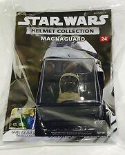 STAR WARS HELMET COLLECTION #24 MAGNAGUARD (NEW)