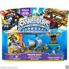 Skylanders Spyro's Adventure Pack Nib - Terrafin - Pirate Seas