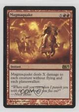 2012 Magic: The Gathering - Core Set: 2013 #140 Magmaquake Magic Card 1md