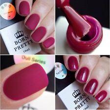 10ml Born Pretty Matte Soak Off LED UV Gel Polish Nail Polish Varnish 3934#