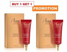 Aqua Mineral PUFFINESS ERASER remove puffy under eye bags-2 BOXES promotion 50ml