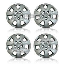 """OEM 52960-2L000 15"""" Wheel Hub Cap Cover 4P For HYUNDAI 2007-2010 Elantra HD"""