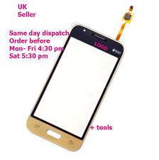 Samsung Galaxy J1 Mini SM-J105F J105 Touch Screen Digitizer Glass Lens GOLD