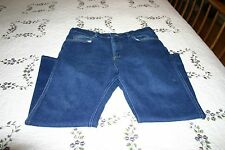 Vintage LEE RIDERS Made in USA MENS UNION Made JEANS TAG Size 38x30 Actual 35x28