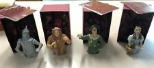 2000 Department 56 Candle Crown Collections - Dorothy, Scarecrow, Lion & Tin Man