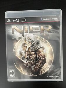 PS3 Nier Complete In Box