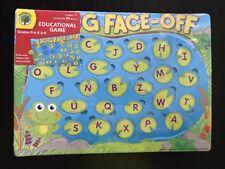 Teaching Tree Educational Alphabet Tree Frog Face-Off Grades Pre K-K