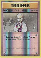 POKEMON EVOLUTIONS CARD: PROFESSOR OAK'S HINT - 84/108 - REVERSE HOLO