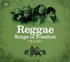 REGGAE SONGS OF FREEDOM TRILOGY - COMPILATION (CD BOX)