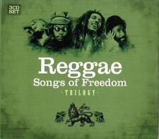 REGGAE-SONGS OF FREEDOM 3 CD NEUF BOB MARLEY/U-ROY/JOHN HOLT/+
