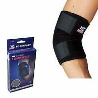 YC  Neoprene Adjustable Elbow Support Wrap Straps Sleeve Brace Sports Gym