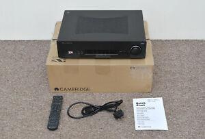 Cambridge Audio CXA80 integrated stereo amplifier - Black