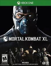 Mortal Kombat XL (Microsoft Xbox One, 2016)