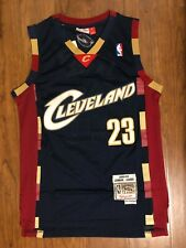 Men's Cleveland Cavaliers Lebron James Jersey