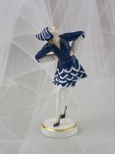 """Hutschenreuther Art Deco Figur """"Russische Tänzerin"""" Tutter Figurine Figure 1Wahl"""