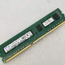 For Samsung 4GB PC3L-12800E DDR3 1600MHz 240pin Unbuffered Memory m391b5273dh0
